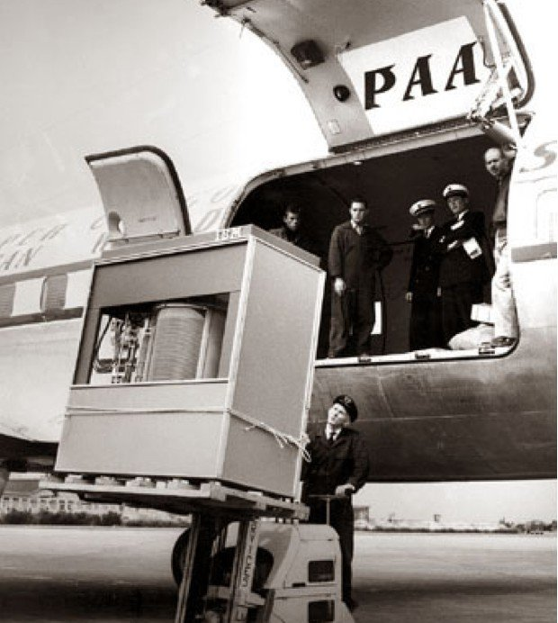5MB HDD Shipped by IBM