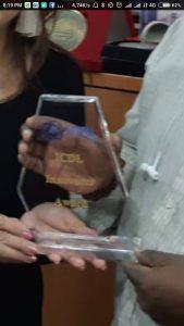 NATC Singapore ICDL Award
